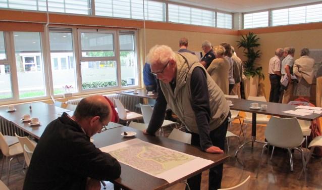 Bewoners denken en praten mee over de veilgheid van de fietsroute langs de Craijensteijn. (Foto: Ditty Drenthe)