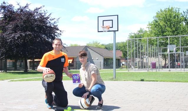 Zomervakantie Games voor de jeugd in Fokkesteeg, Batau & Hoog-Zandveld.