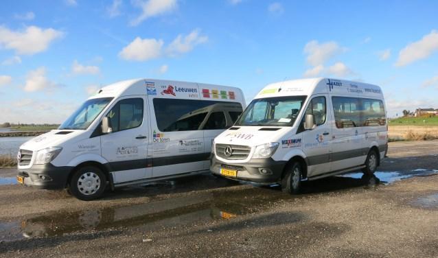 Klaartje is gestationeerd in Ochten en Swobrik in Kesteren, maar ze rijden voor alle dorpen in de gemeente.