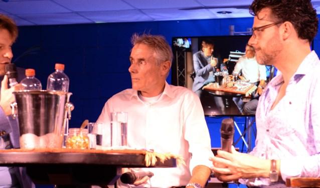Editie Wielercafé 2016. Dit jaar ontvangt Eddy van der Ley, Joost Posthuma en Eddy Planckaert