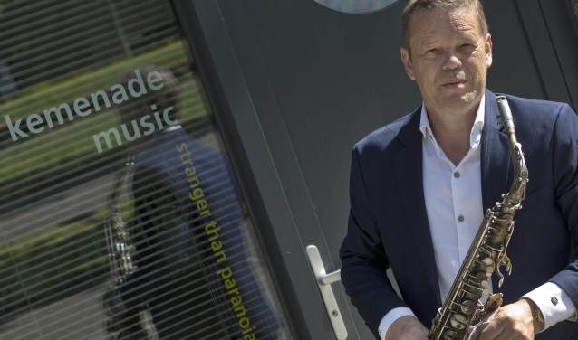 Paul van Kemenade geeft verschillende concerten in Theaters Tilburg. Daar is Van Kemenadedit seizoen voor 3 concerten 'artist in residence'. Ook zijn er een aantal concerten op bijzondere locaties. foto: Stef Mennens