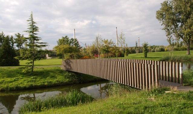Arboretum in Hoogvliet. Foto: PR
