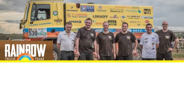 Het Rainbow Truck Team staat al te popelen om volgend jaar te beginnen.