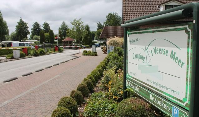 Camping 't Veerse Meer in Wolphaartsdijk gaat voor hoogwaardige verblijfsrecreatie. De uitbreiding teltongeveer 250 nieuwe plaatsen. FOTO: LEON JANSSENS