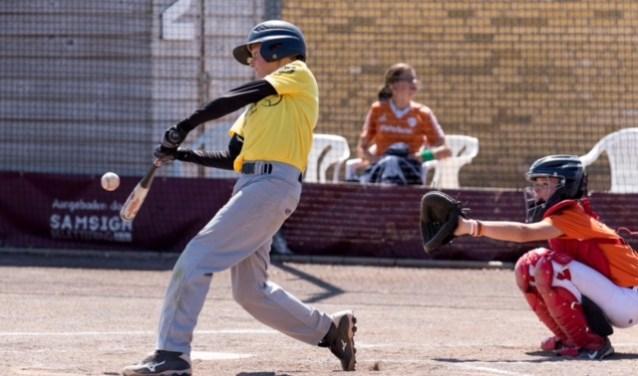 Ryan Hoogendoorn is geselecteerd voor de baseball academy