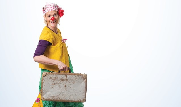 Vanaf september te volgen in Stakenboer: de cursus clownerie door clown Spruit.