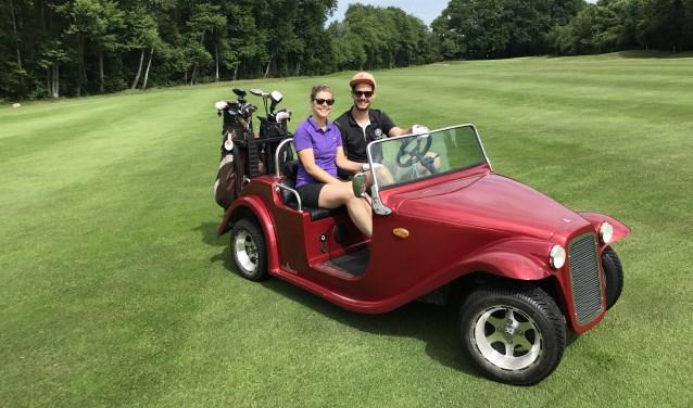 De Artland Golfclub is niet eens zo heel ver over de grens en trekt mede daarom ook flink veel Nederlanders. Thuis in Twente mag tien greenfees weggeven.