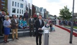 Commissaris Clemens Cornielje dringt al jaren aan op vergroting van de bestuurskracht op de Noord-Veluwe. Zij voorkeur gaat uit naar grotere gemeenten.