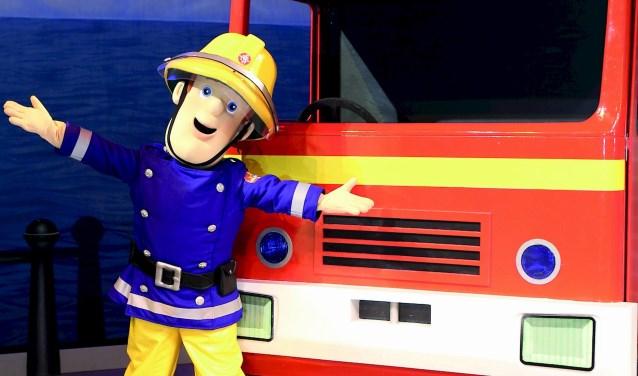 Brandweerman Sam. Foto: Levin den Boer