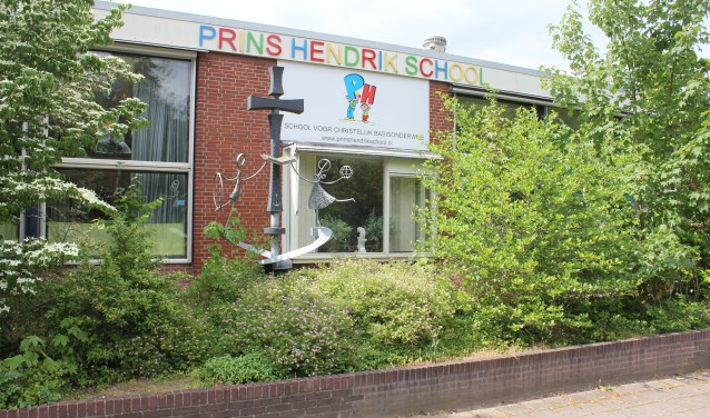 De PH school aan de Zutphenseweg wordt één schooljaar gebruikt voor het Staring College.