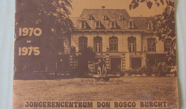 Het jongerencentrum Don Bosco Burcht in de jaren '70. Oud-bezoekers zijn van harte welkom bij de reünie op zaterdagmiddag 7 oktober