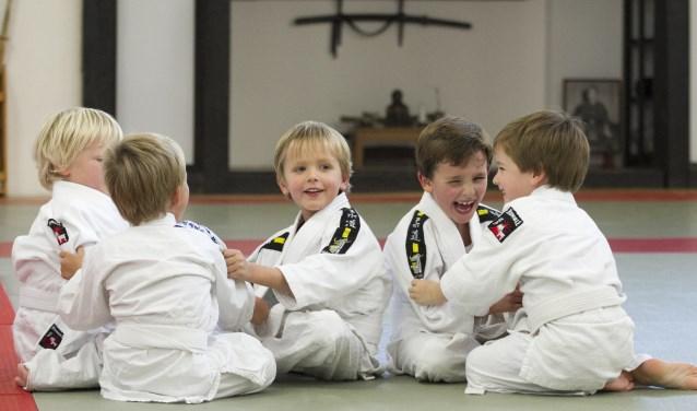 Het fonds creëert sportkansen voor kinderen van 4 tot en met 17 jaar uit gezinnen waar de financiën ontbreken om lid te worden van een vereniging (Foto: Jeugdsportfonds/ Sportservice provincie Utrecht)