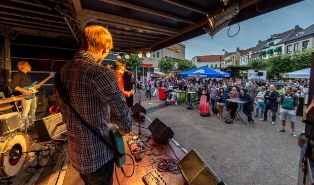 Het jaarlijkse Stratenfestival vindt plaats op vrijdag 18 augustus. (Foto: Frans Paalman)