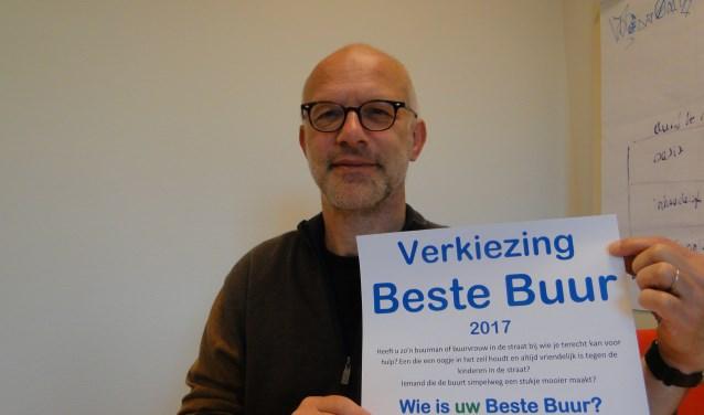 Gertjan Krediet:,,Beste Buur belicht de positieve kanten van buren''