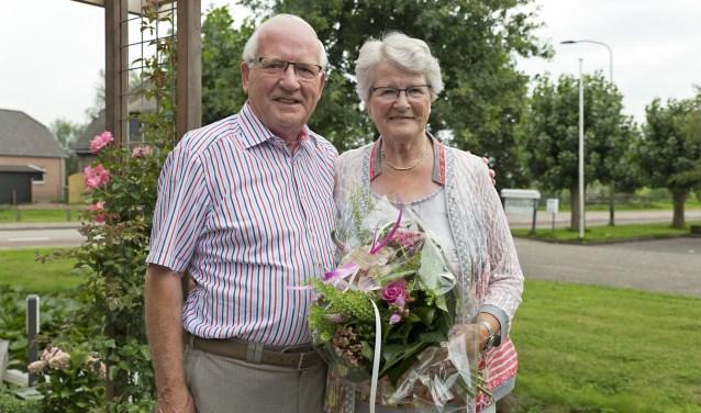 Het echtpaar Jongerius-de Heer uit Waarder deelt al zestig jaar lief en leed.