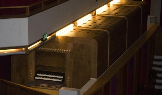 De Grote Zaal van TivoliVredenburg krijgt toch nog een orgel.