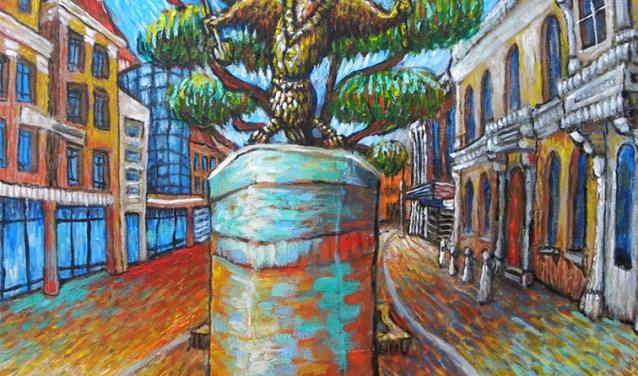 De Tullepetaon Als Van Gogh