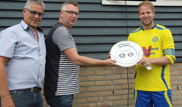 Vorig jaar nam Hatto-Heim de winnaarsschaal mee naar huis.