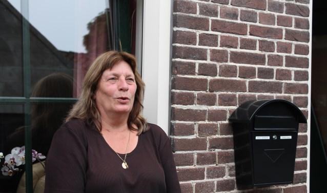 Sophia Lembrechts uit Colijnsplaat werd per ongeluk geboren in Amsterdam. TEKST EN FOTO: LEON JANSSENS