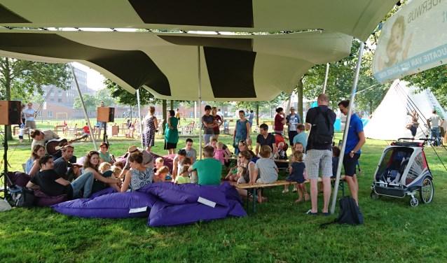 Het Leidsche Rijn Festival is op zondag 27 augustus. Foto: PR/Cultuur19