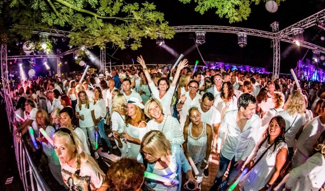 Buitenplaats de Houtmaat in Hengelo wordt zaterdag 2 september omgetoverd tot eendancetempel tijdens het feest Sins of Ibiza. Foto: jeleukstefoto.nl
