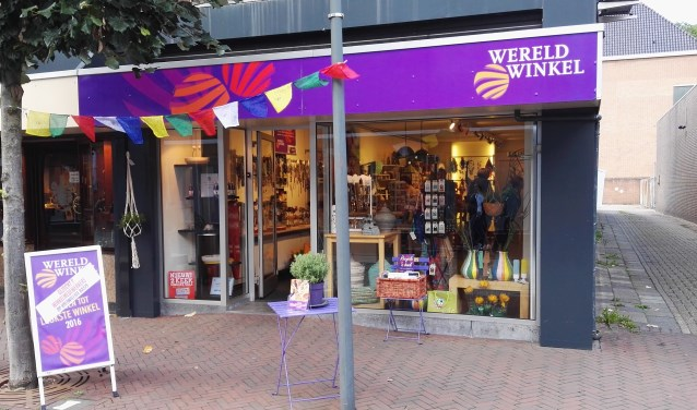 De Wereldwinkel Waalwijk zoekt met spoed nieuwe vrijwilligers. Foto: IngerMarlies Leeuwenburgh