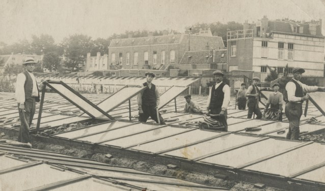 (Foto: H. van Noort & Zoon, collectie Haags Gemeentearchief)