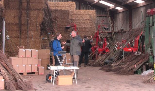 Afbeelding ter illustratie. De gemeente Oss biedt al langer beplanting aan voor een groener boerenerf.