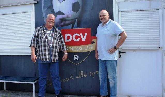 Samen bereik je meer, dat bewijzen Koert de Groot en Frank Hoofdman met het benefietgala Hart4Senioren. Info op: www.dcvkrimpen.nl/841/hart4senioren.