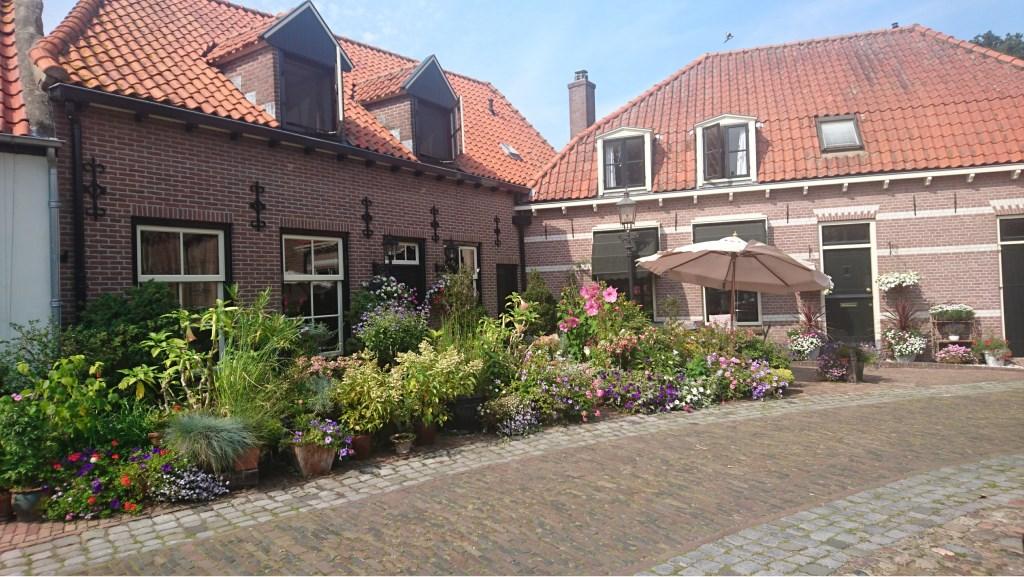 Is Blokhuis de mooiste straat van Harderwijk...? Of is de Nonnenstraat de allermooiste...?