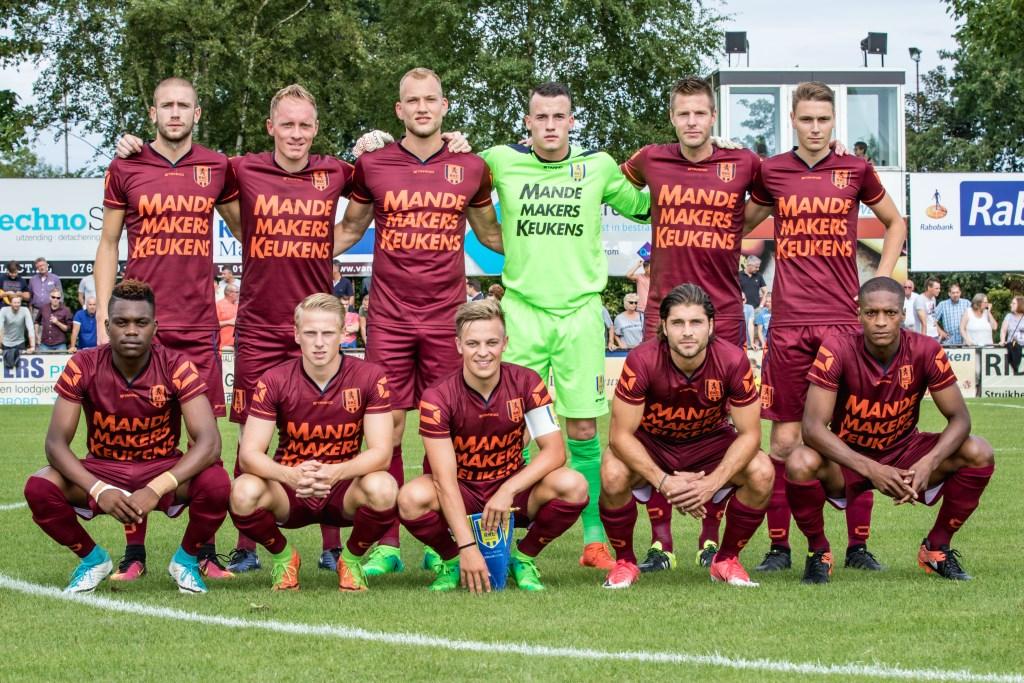 RKC Waalwijk trapt het seizoen in de Jupiler League af in eigen huis tegen FC Emmen.