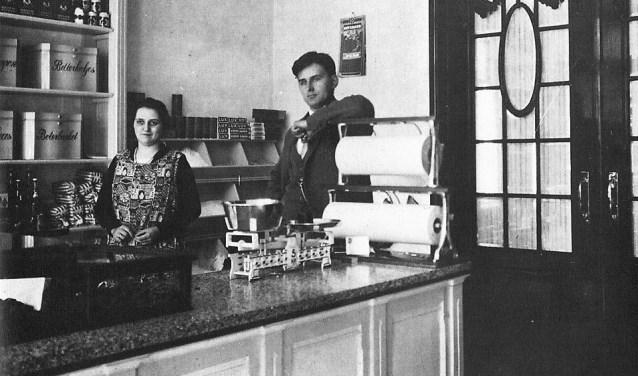 """Bakkerswinkel van Kooten 'De Kleine Winst"""""""