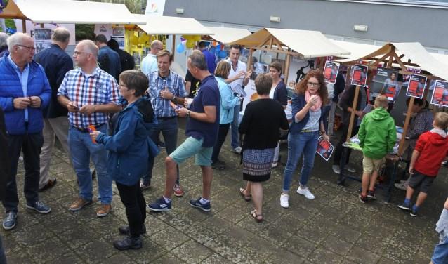 PGH organiseert zondag 10 september een infomarkt op het sportveld van Athlos aan de Strokelweg.