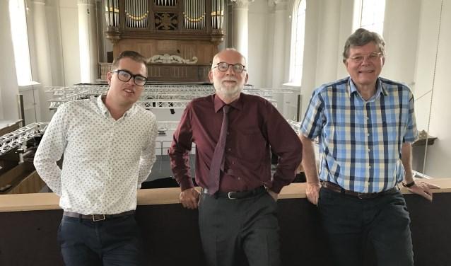 Drie organisten gaan alle 150 psalmen op één dag uitvoeren in een aantal kerken van Zierikzee.  Het zijn Rinus Verhage, organist van de Nieuwe Kerk, Mar van der Veer, organist van de Thomaskerk en Marien Stouten, organist van de Grote of Sint Nicolaaskerk in Brouwershaven.