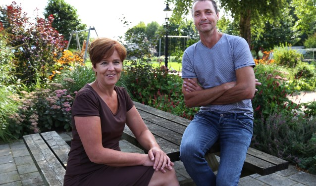 Henk en Gerdy zijn apetrots op hun woning aan de Dominicanenstraat.
