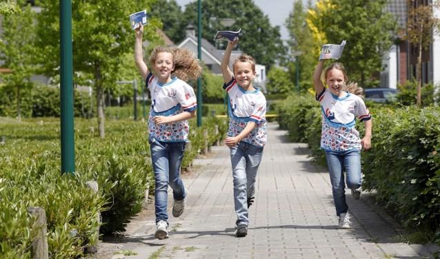 Losserse verenigingen gaat op 16 september de straat op in het kader van De Grote Clubactie. Foto: Geert van Erven