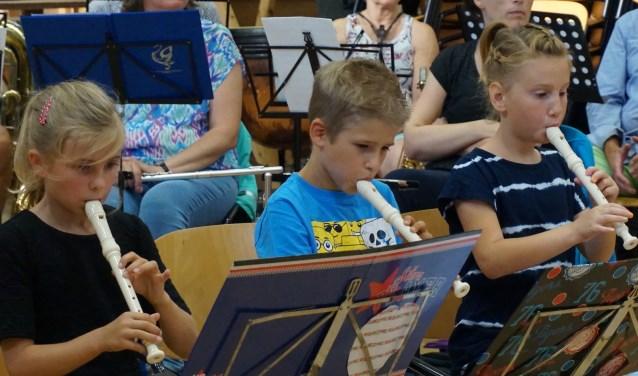 Zin om een muziekinstrument te bespelen? Neem een kijkje bij Stedelijke Muziekvereniging Huissen.