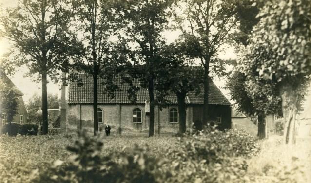 Sint-Annakapel in Koolwijk werd veel bezocht door katholieken uit het 'bezette' Staats-Brabant.