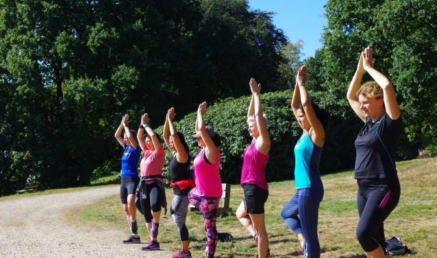 Hardlopen wordt gecombineerd met mindfulness, ademhalingstechnieken en ontspanningsoefeningen. (Foto: Mindful Run)
