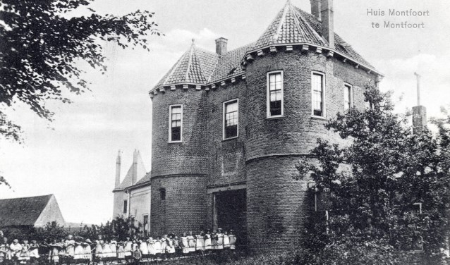 Zo is er in Kasteel Montfoort een expositie te zien over het tuchthuis voor meisjes over de periode tot 1968.