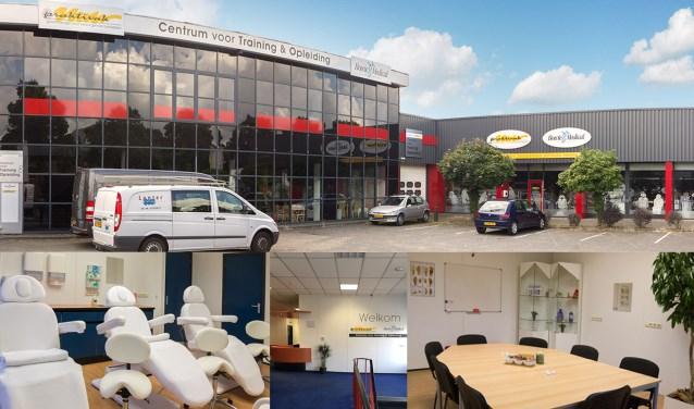 De cursussen die groothandel Praktivak sinds kort houdt worden gegeven in het nieuwe Centrum voor Training & Opleiding.