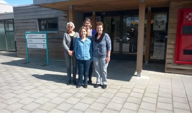 De Werkgroep dementievriendelijke gemeente streeft naar een open en lichte benadering.
