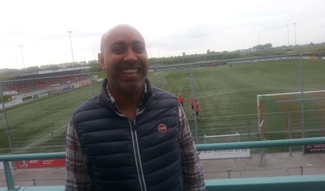 Faizel gaat zijn 3e seizoen in als hoofdtrainer van DSO