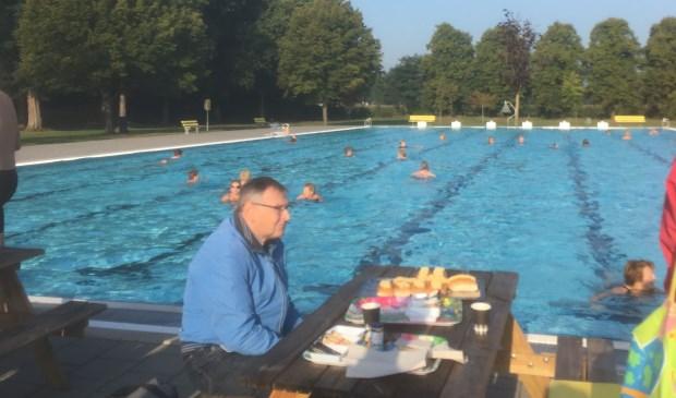 De dauwzwemmers bedanken alle medewerkers van Het Run voor alle goede zorg. Nieuwe dauwzwemmers zijn altijd welkom.