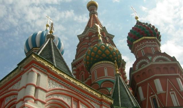 De Basilius staat te boek als de fraaiste kathedraal van Moskou