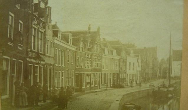Ook tijdens Open Monumentendag in Oudewater: de Havenstraat wordt met een boekpresentatie en aparte tentoonstelling in het Stadhuis apart uitgelicht. (Ingezonden archieffoto)
