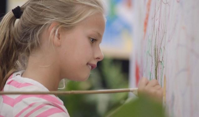 The Big Draw is een initiatief van de Campaign for Drawing en sinds 2000 een groot begrip in Groot-Brittannië.