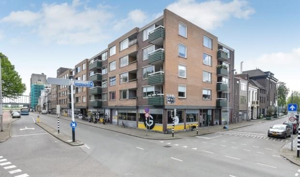 Complex Eusebiusplein/Rodenburgstraat te Arnhem