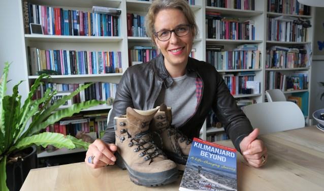 Krista Reinders gaat in 2018 de Kilimanjaro in Tanzania beklimmen. (Foto: Marian Vreugdenhil)