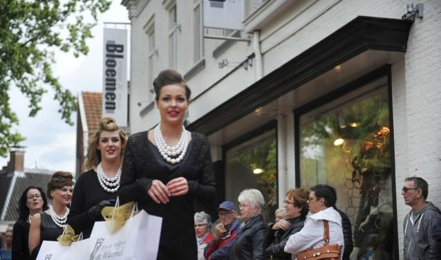 Kom zondag naar Ootmarsum en geniet van de laatste mode. Foto: Annina Romita/Tubantia